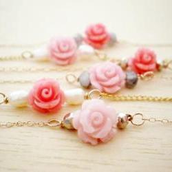 Bridesmaid Jewelry Set Of ..